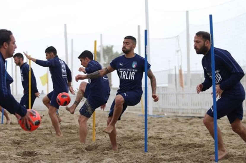Фото: beachsoccer.lnd.it